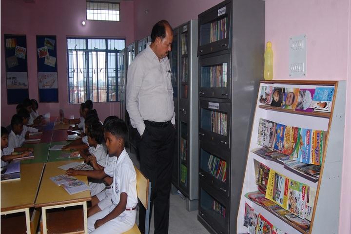St Josephs School-Library