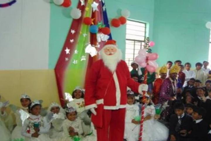 St JosephS School-Christmas Celebration