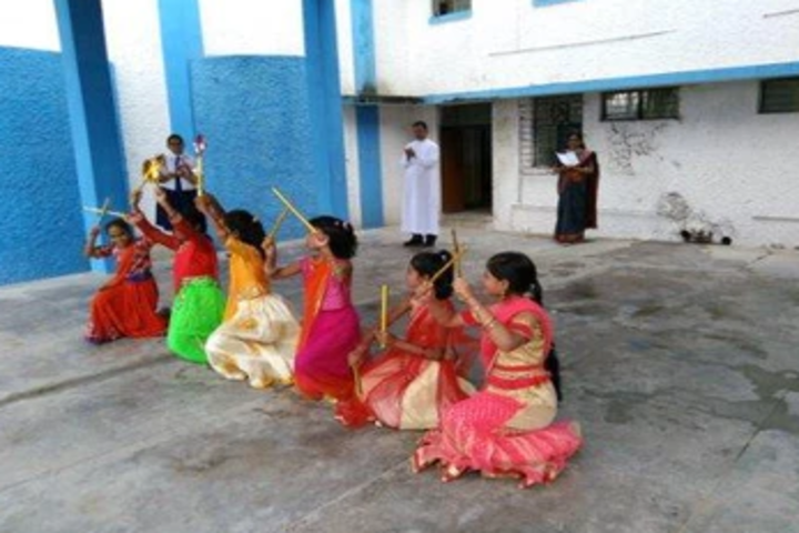 St JosephS School-Dussera Celebration