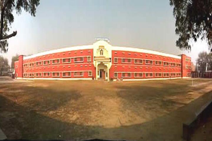 St JosephS Senior Secondary School-Campus