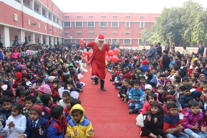 St JosephS Senior Secondary School-Christmas Celebration