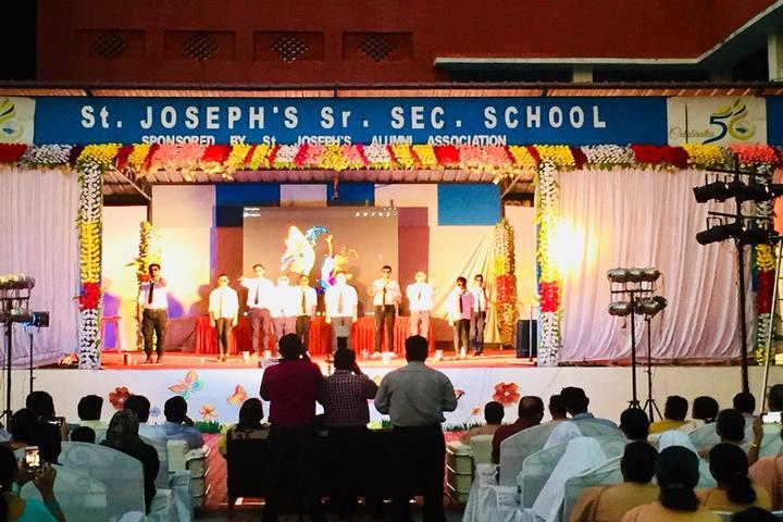 St JosephS Senior Secondary School-Event