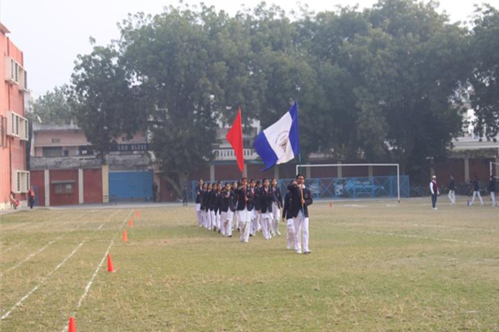 St JosephS Senior Secondary School-Playground