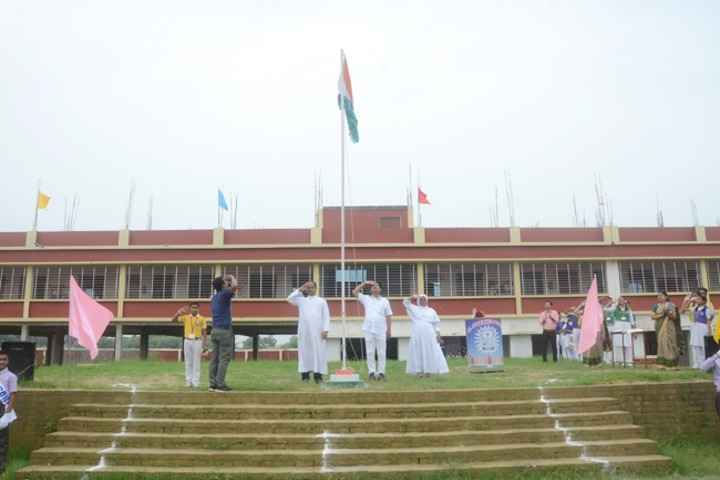 St Josephs School-Independence Day