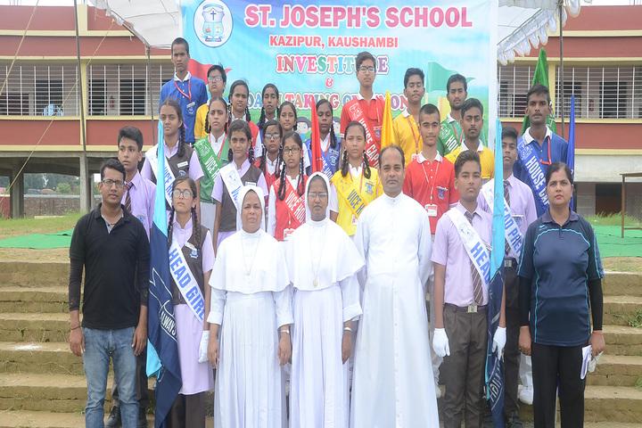 St Josephs School-Investiture Cermony