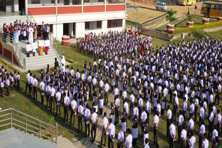 St Josephs School-Special Assembly