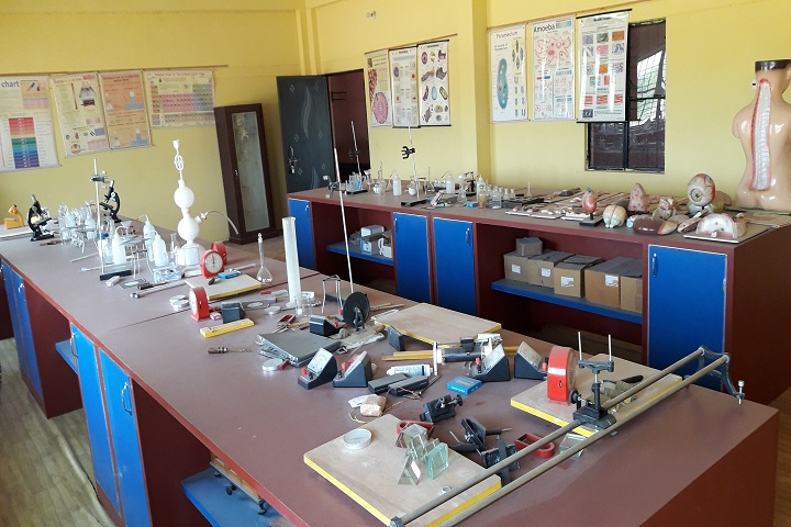 St Josephs School-Science Lab