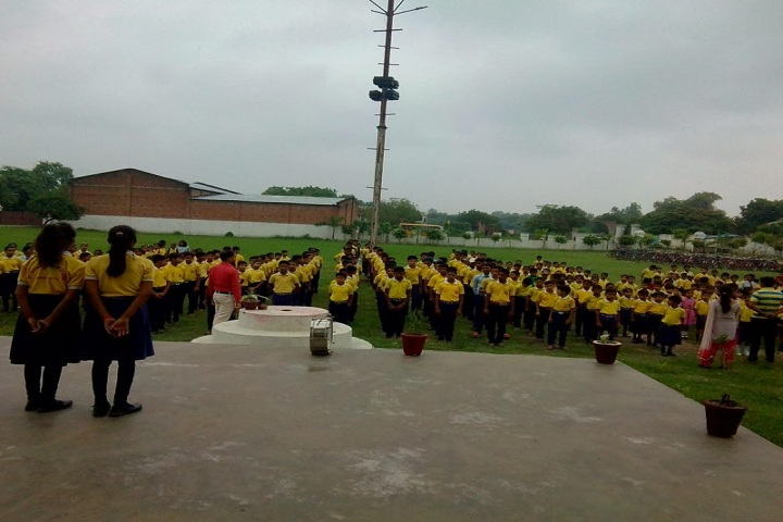 St Marry Senior Secondary Convent School-Assembly