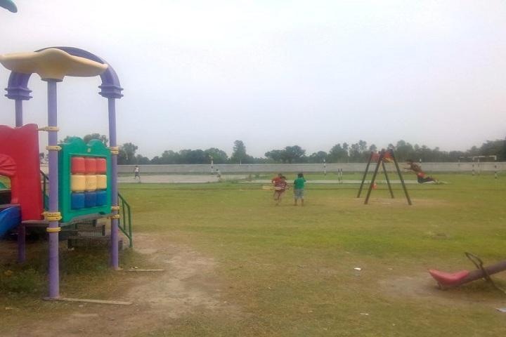 St Marry Senior Secondary Convent School-Playground