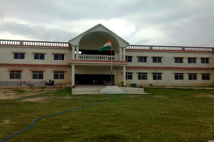 St Marry Senior Secondary Convent School-School Building