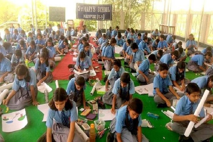 St Marys School-Drawing Competition