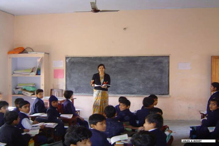 St Marys School-Classroom