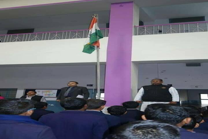 St Marys School-Republic Day