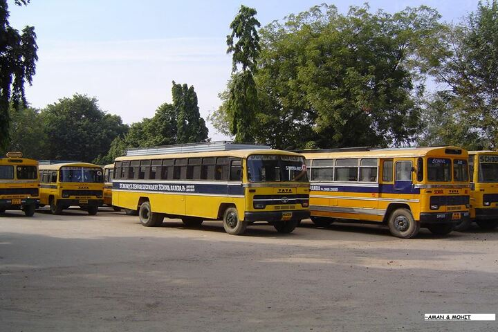 St Marys School-Transport