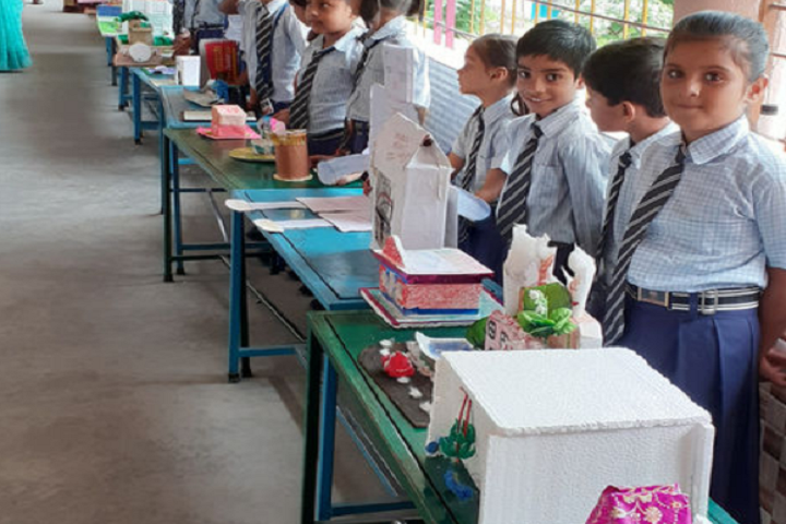 St MaryS School-Science Exhibition