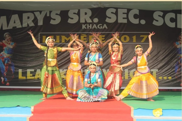 St MaryS School-Cultural Event