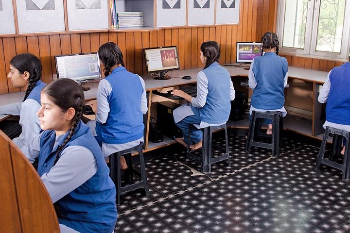 St MaryS Senior Secondary School-Computer Lab