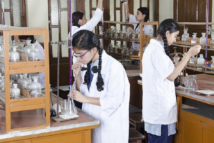 St MaryS Senior Secondary School-Chemistry Lab