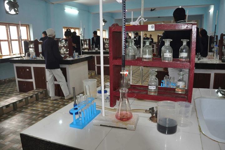 St Marys Inter College-Chemistry Lab