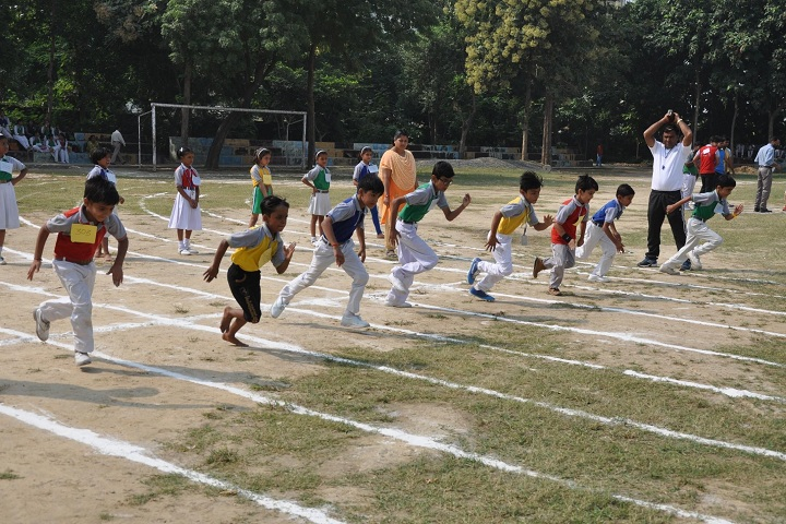 St Marys Inter College-Games