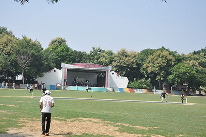 St Marys Inter College-Playground