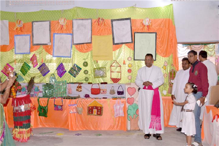 St Marys School-Art
