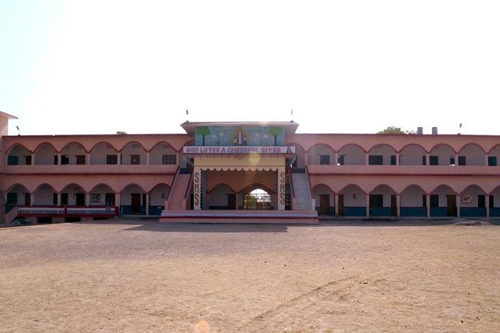 St Marys School-School Building
