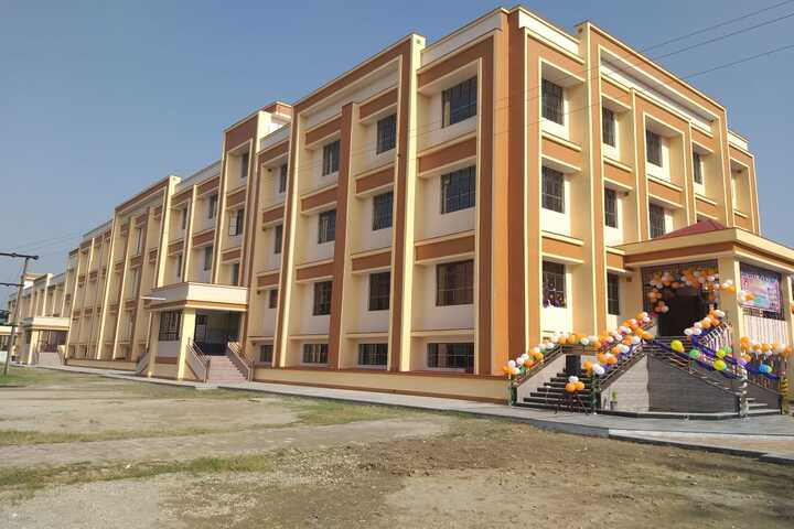 St Marys School-Side View of Campus