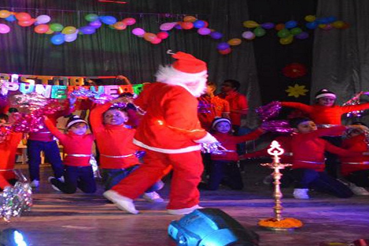 St Michaels Convent School-Christmas Carnival