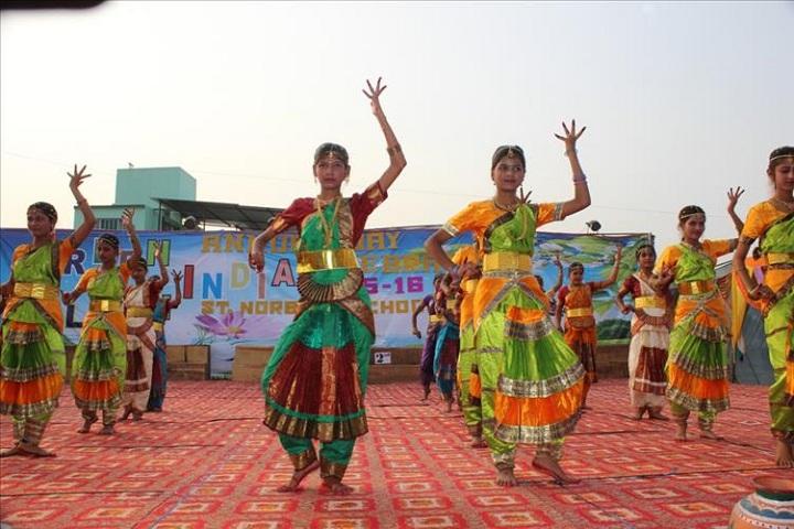 St Norbert School-Cultural Event