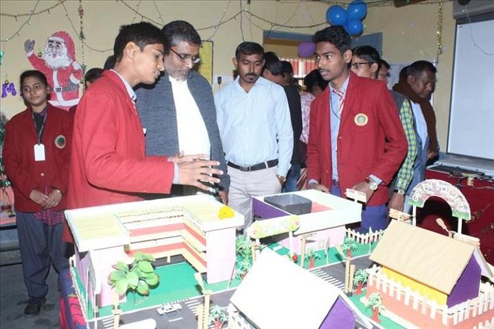 St Norbert School-School Exhibition