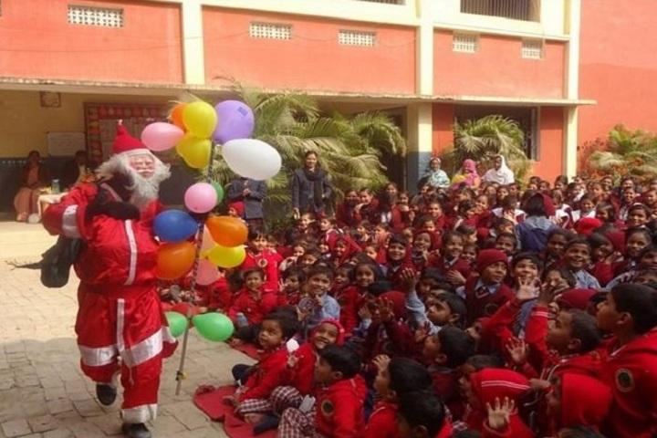 St Norbert School-Christmas Celebrations