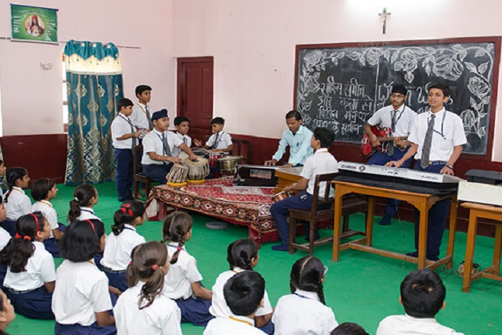 St PatrickS School-Music Room