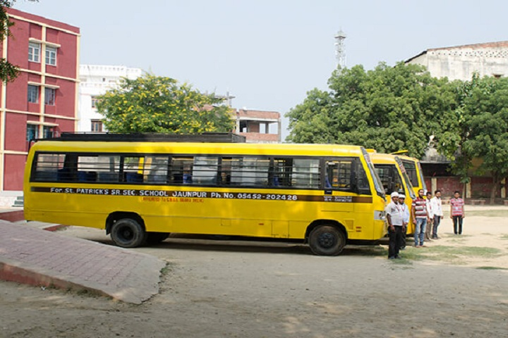 St PatrickS School-Transport