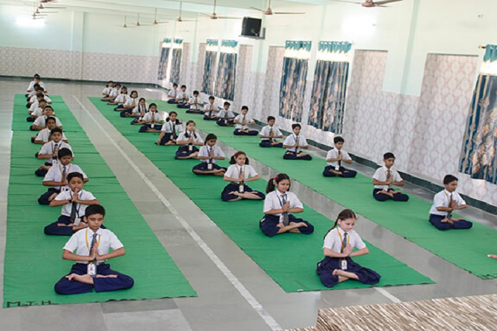 St PatrickS School-Yoga Room