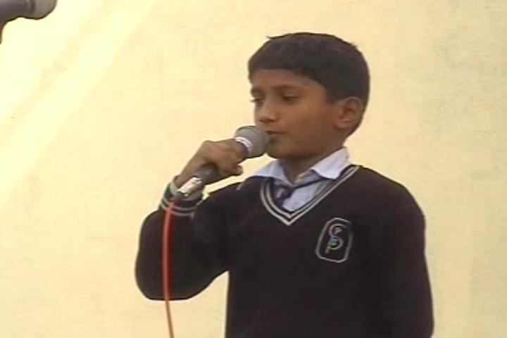 St Paul Public School-Singing