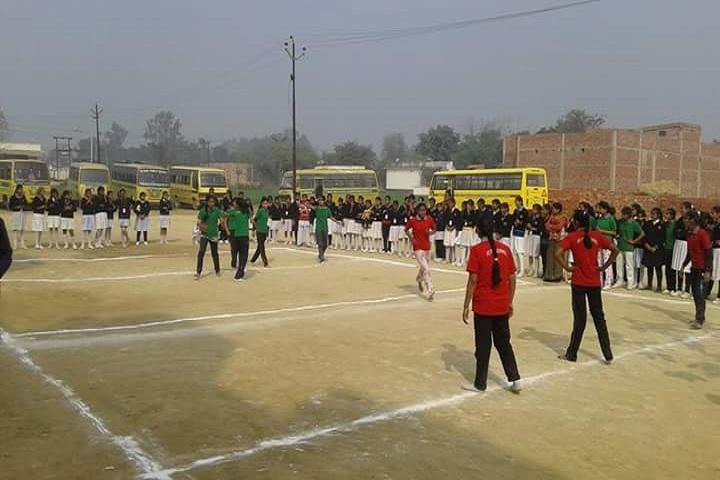 St Paul Public School-Sports
