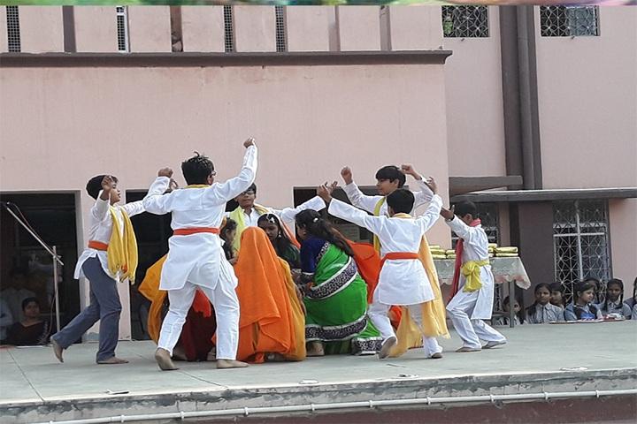 St PaulS Inter College-Cultural Activity