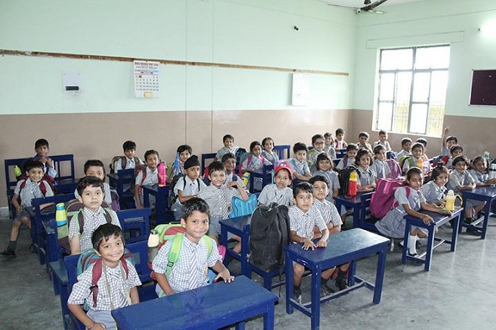 St PaulS Inter College-Kids Classroom