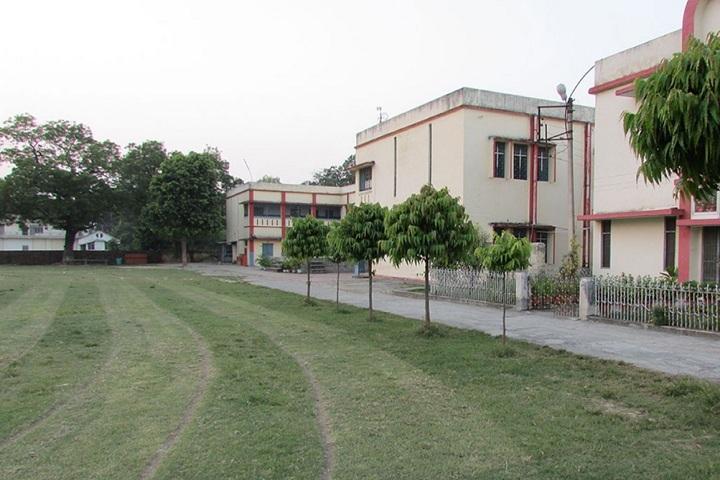 St PaulS Inter College-Playground