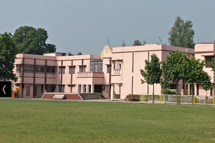 St PaulS Inter College-School Building