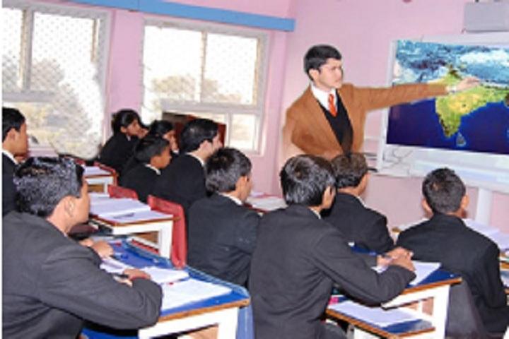 St PaulS Inter College-Smart Classroom