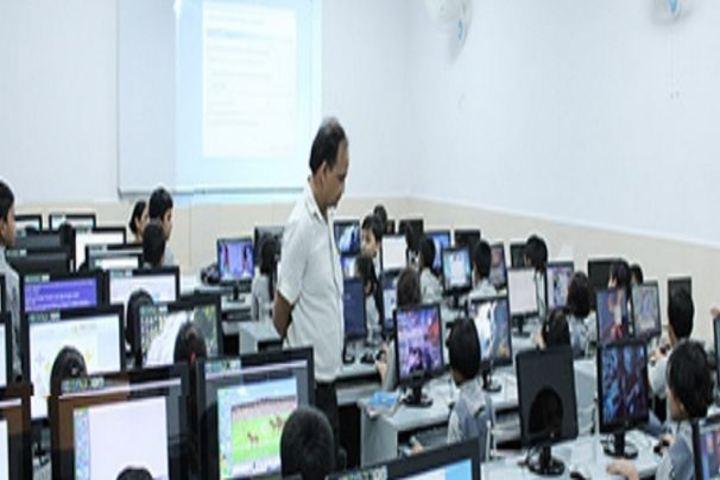St PaulS Inter College-Computer Lab