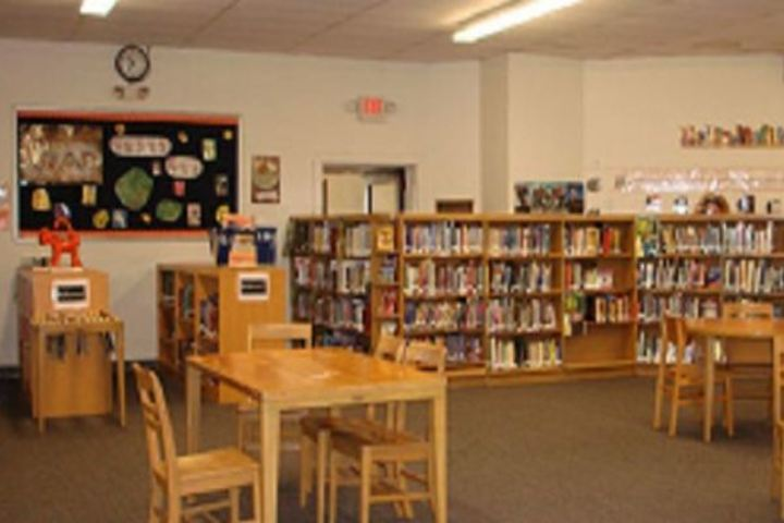 St PaulS Inter College-Library