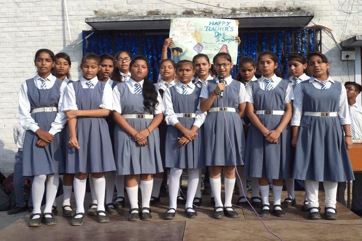 St PaulS School-Teachers Day Celebration