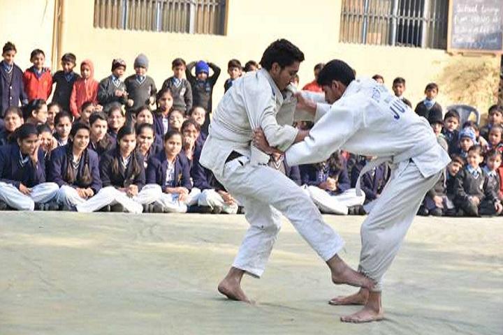 St Pauls Sr Sec School-Judo Event
