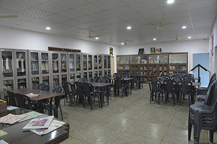 St Pauls Sr Sec School-Library