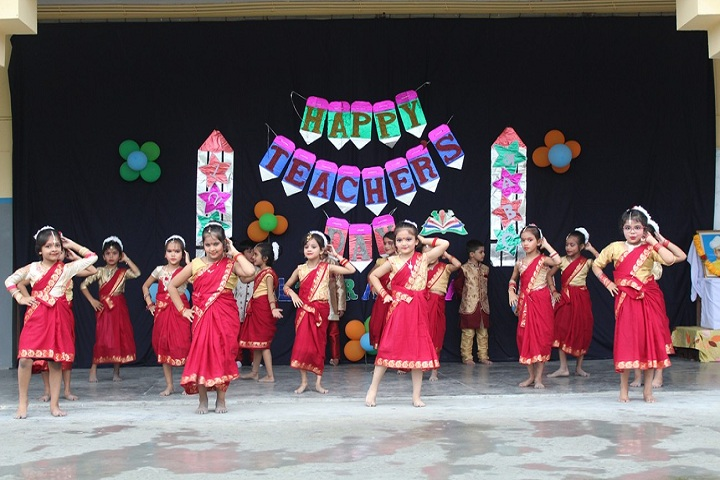 St Pauls School-Traditional Dance