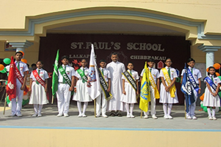 St Pauls School-Investiture Ceremony