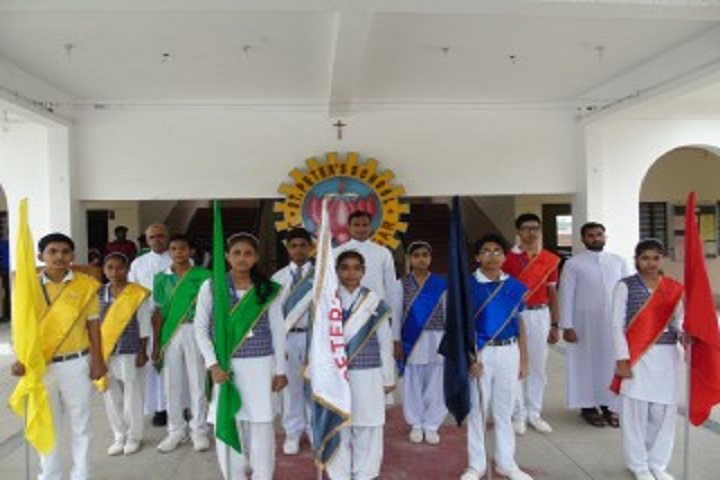 St PeterS School-Investiture Ceremony